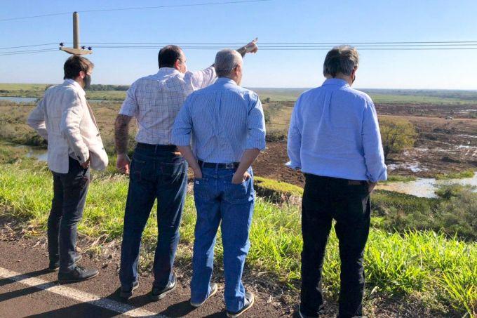 Fabián Ríos asumió la gerencia de obras de Añá Cuá en Yacyretá