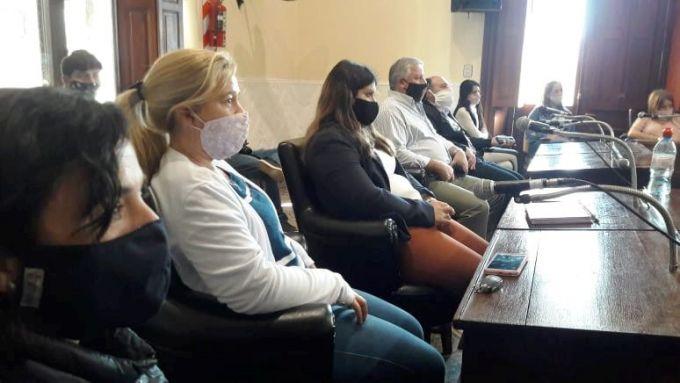 EL HCD participó de una capacitación virtual en el marco de la Ley Micaela