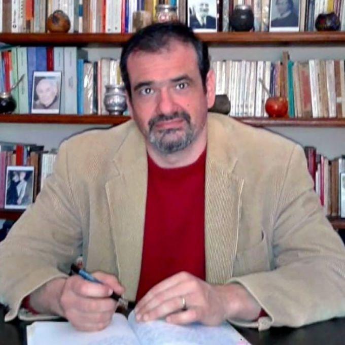 Rodolfo Chaij presentará su nuevo libro y lo hará de manera virtual
