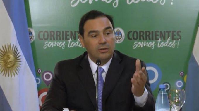 Valdés confirmó que Paso de los Libres vuelve a Fase 3