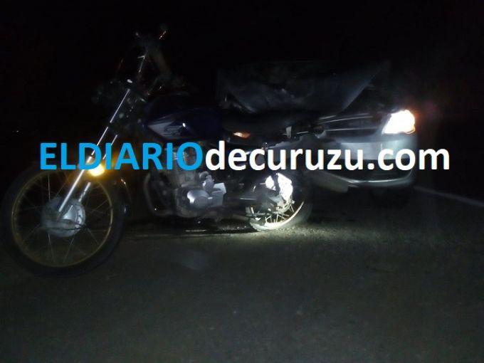 Accidente en Ruta 119, dejó un joven fallecido y otro que lucha por su vida
